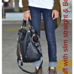 Comments – Suggestions – Questions: How To Wear Cuffed Jeans