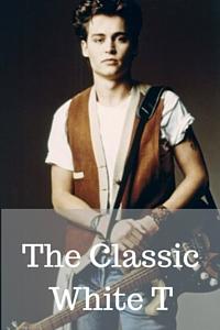 The Classic White T