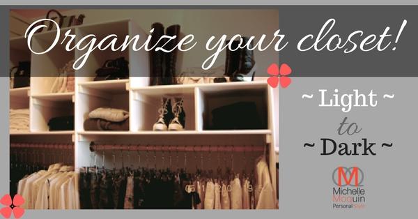 CSQ #69 - organize your closet