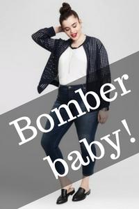 Bomber Baby!